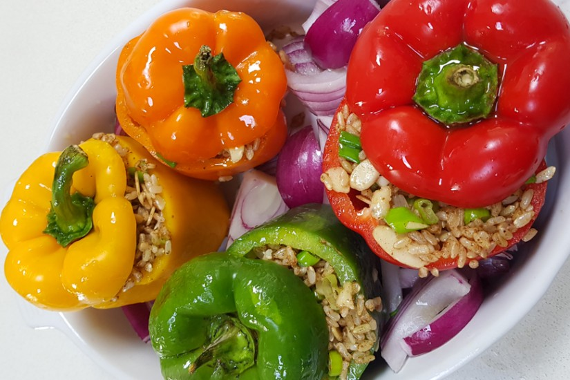 STUFFED ROASTED PEPPERS (1 of 1)